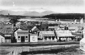 Hokitika, New Zealand, 1870s