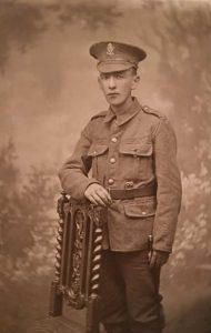 Rifleman Thomas George Heenan.
