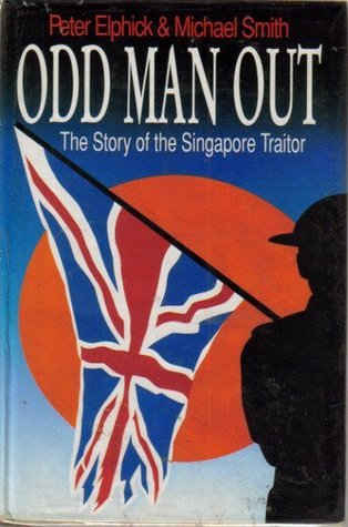 Cover of Odd Man Out, an inquiry into Patrick Stanley Vaughan Heenan, executed for treachery in World War 2